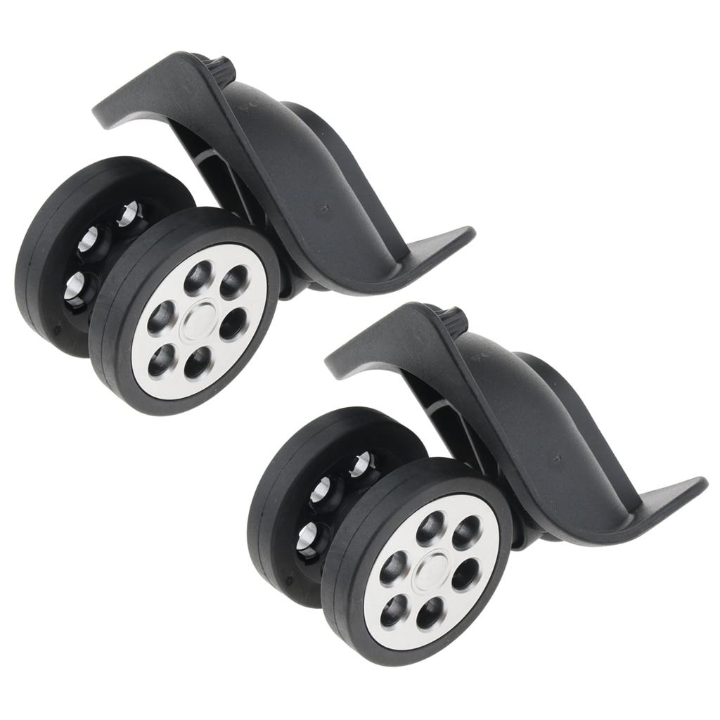 1 пара, дорожная сумка, сменные чемоданы на колесиках, поворотные ролики A85