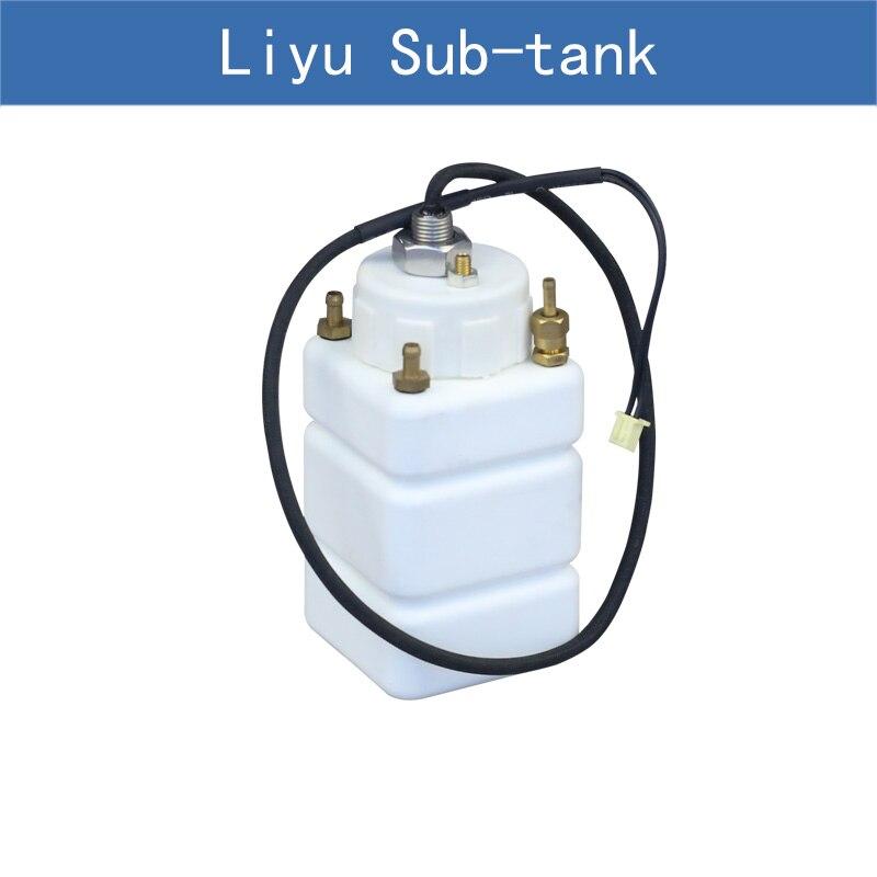 Gran oferta, gran formato, impresora de inyección de tinta yongli infiniti, repuesto, tanque de tinta secundario liyu