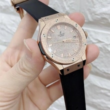 CLASSIC FUSION Luxury Brand Mens Watches Mechanical Wristwatches Stainless Steel Strap men's wristwa