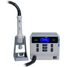 ATTEN ST-862D 1000W sans plomb pistolet à chaleur Station de dessoudage numérique réglable pistolet à Air chaud BGA Station de reprise téléphone PCB réparation