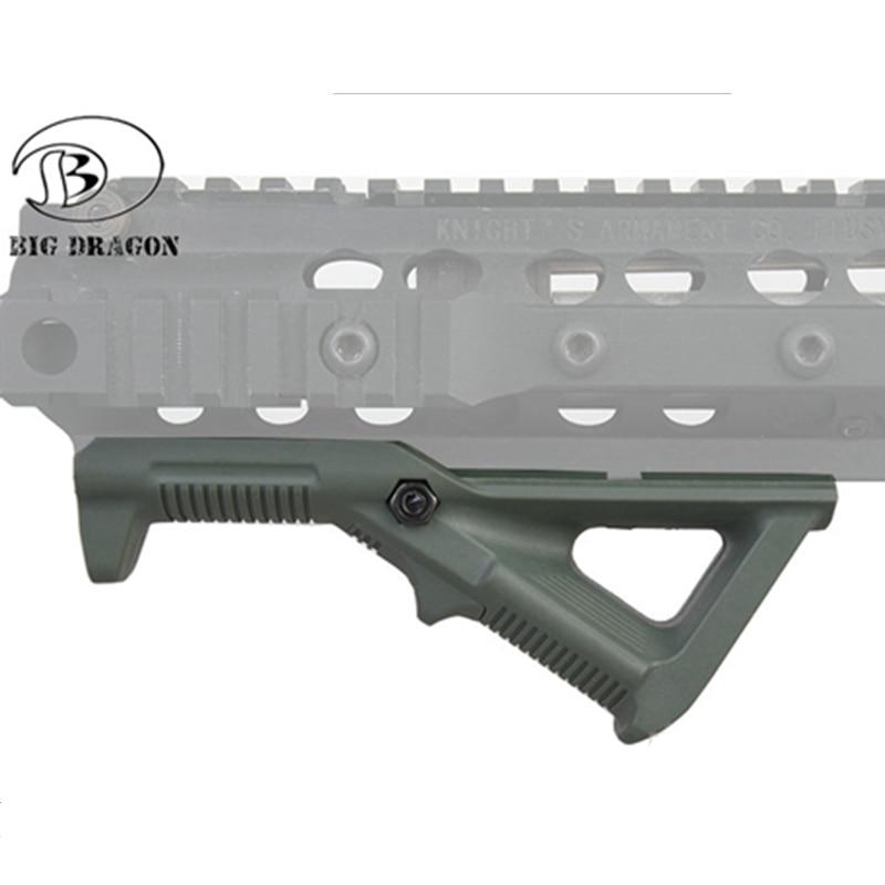 Emersongear juguete de agarre frontal de nailon suave Jinming de estilo MP AGF-1 agarre frontal OD