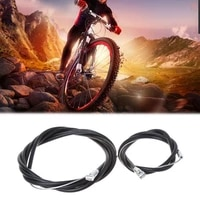 road bicycle brake cable kit housing cycling line core mtb road bike lines tube set