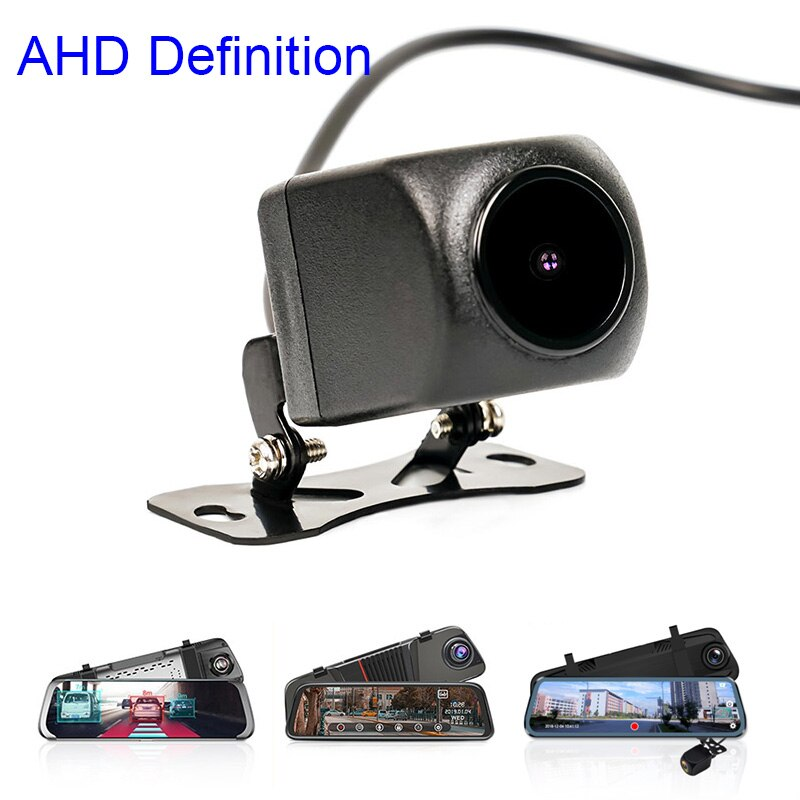 AHD Car Rear View Camera with 4 pin for Car DVR Car Mirror Dashcam 720P/1080P 2.5mm Jack 6m Cable Fr