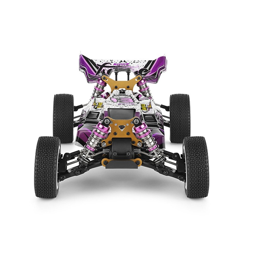 1:12 Electric Four-wheel Drive Car Off-road High-speed Electric Model RC Competition High Efficiency Motor enlarge