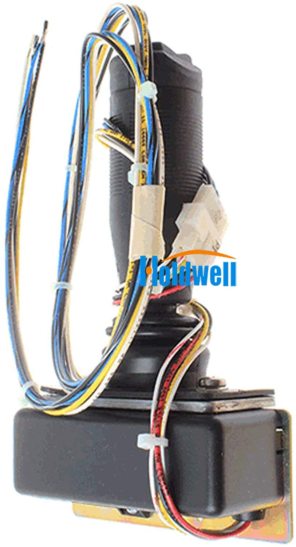 Holdwell جهاز التحكم في عصا التحكم 138224 ل Skyjack رفع 260MRT 330CRT 400CRT 3369LE 4069LE M3369 M4069
