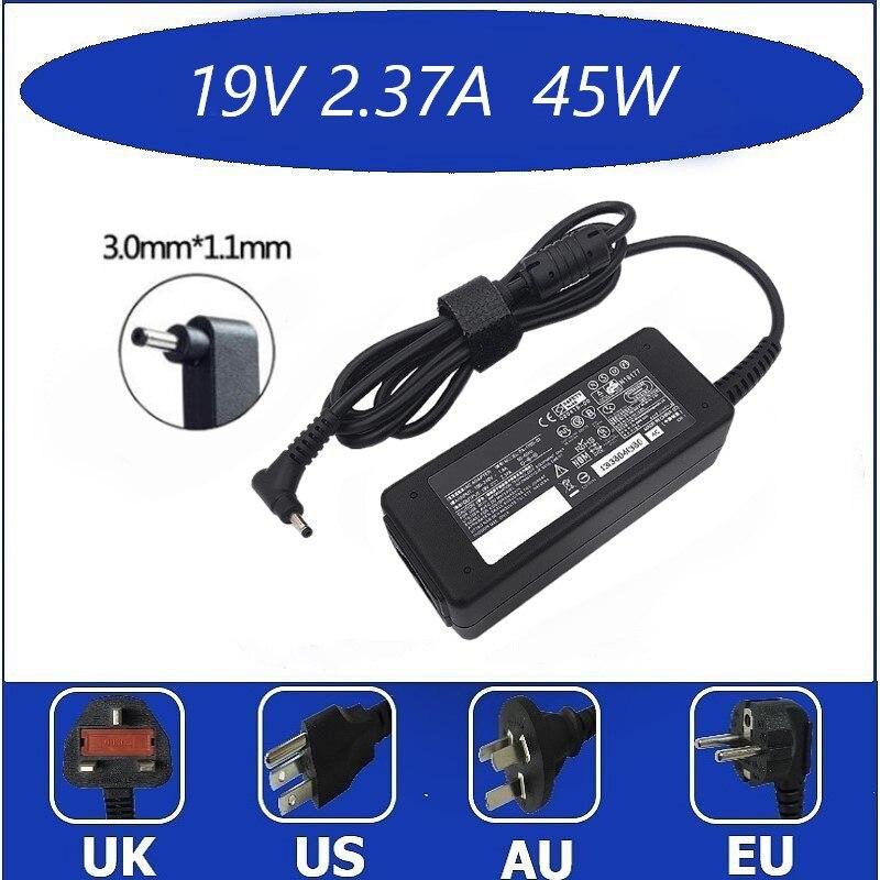 AJEYO 19V 2.37A portátil cargador/adaptador de CA para Acer Aspire V3-371... R13...