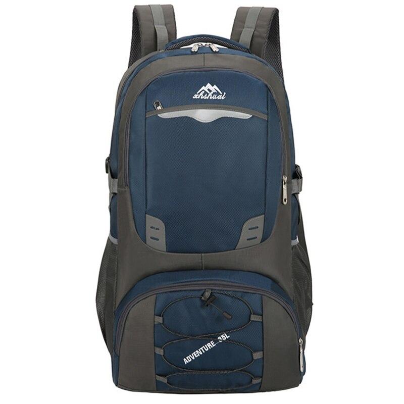 85l 60l 40l mochila de viagem à prova dwaterproof água pacote saco de esportes ao ar livre montanhismo caminhadas escalada недорого