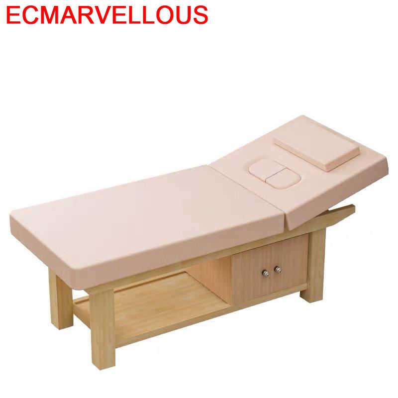 Мебель для Красота Pliante Masaj Koltugu Mueble зубной татуировки Cama Para De стол Camilla с магнитными вставками Plegable салонного кресла Массажная кровать