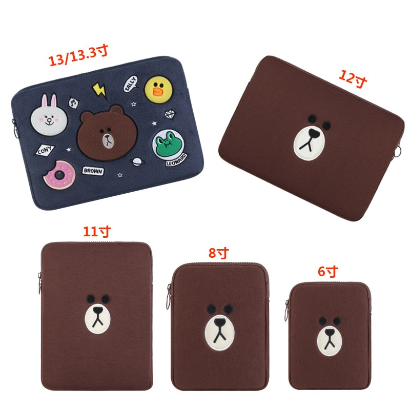 Tablet case Laptop bag Notebook liner iPad Air/mini protective Amazon Kindlefire 6-inch leather 6/8/11/12/13 inch
