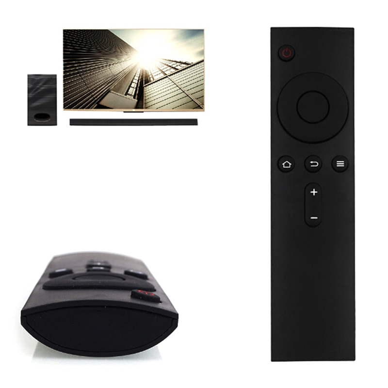 1pc TV Remote Control Smart Remote Controller For Mi TV Set-top Box Remote Control 3 2 1 Generation Free shipping