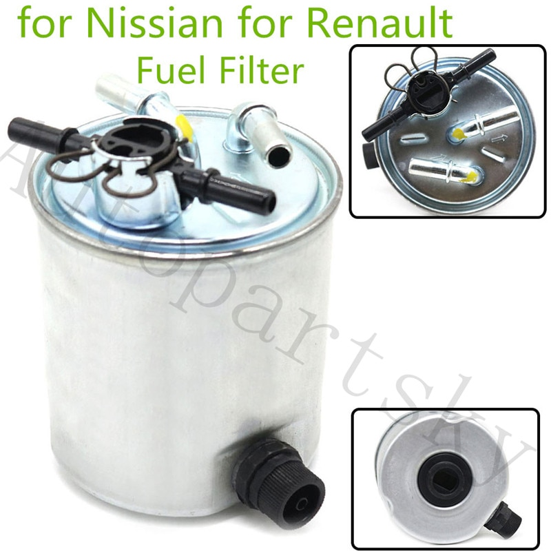 High Quality For NISSAN QASHQAI X-TRAIL for RENAULT KOLEOS Fuel Filter 16400-JY00B 16400JY00B