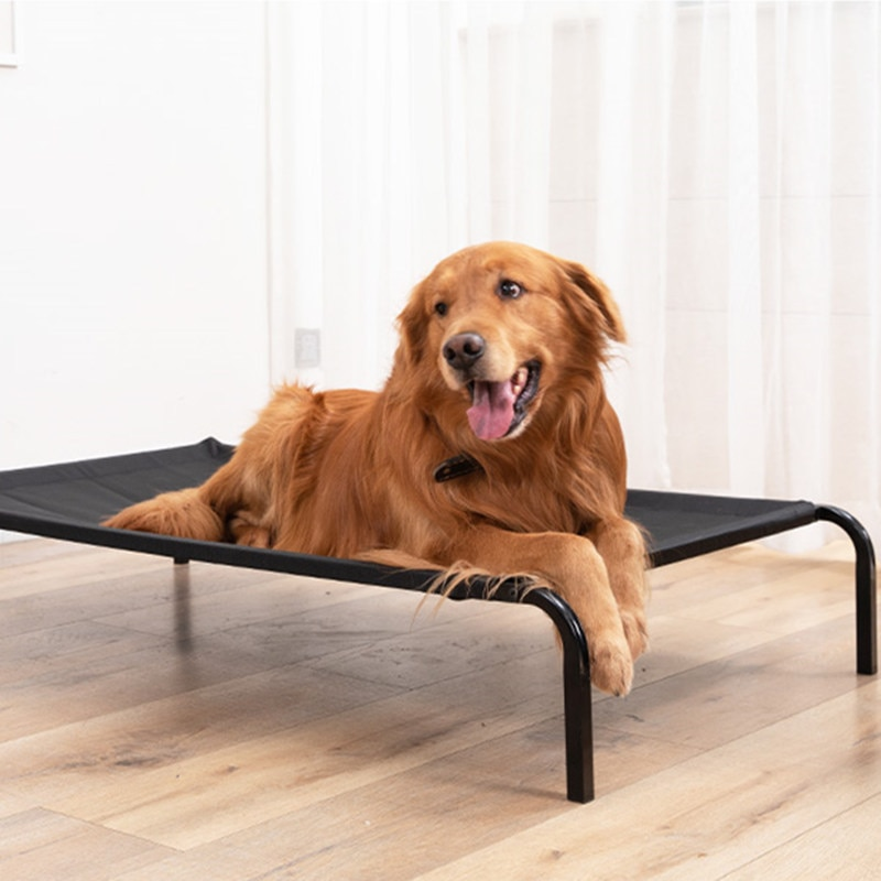Cama de perro transpirable perro camas Para Perros grandes Anti-humedad cama Perros...