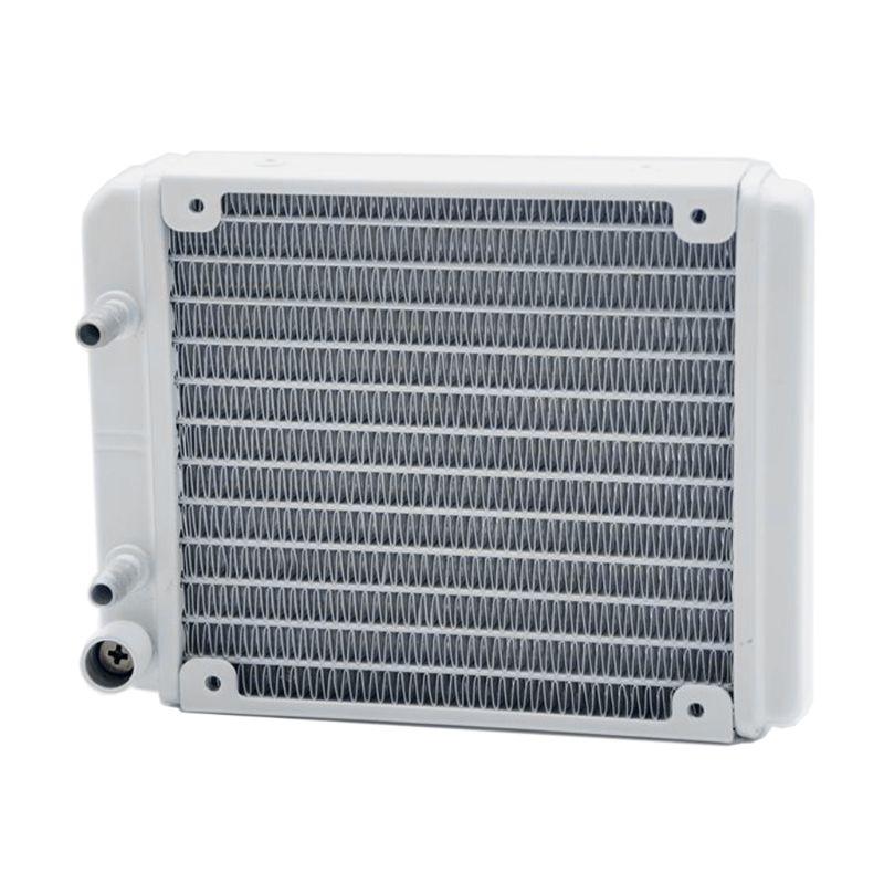 C5AB PC водяное охлаждение, алюминиевый радиатор 12 см, место установки для компьютера, светодиодный косметический аппарат, компьютерное водян...
