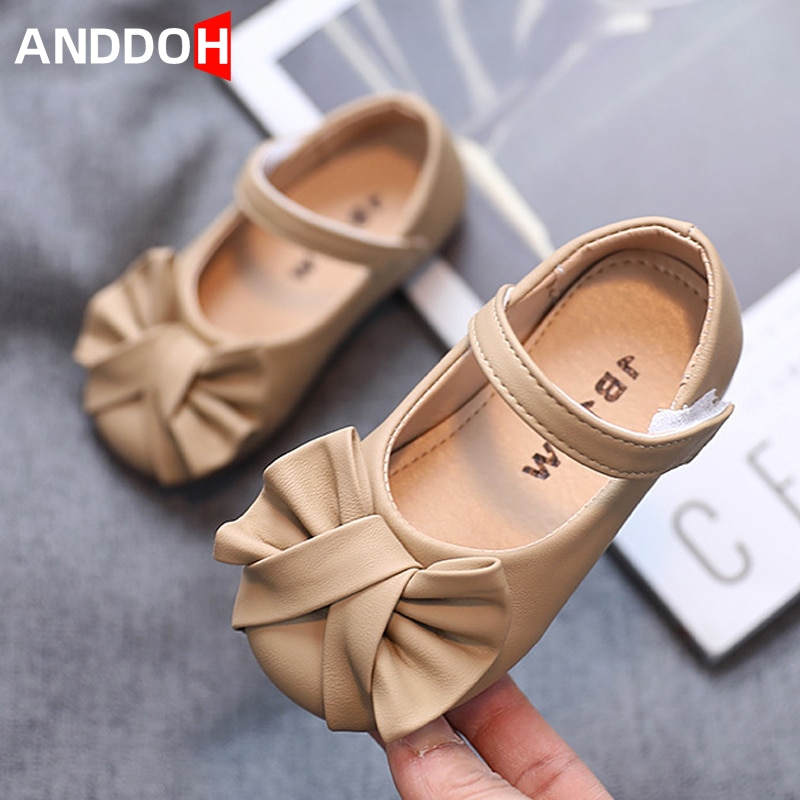 Size 21-30 Baby Breathable Anti-slippery Toddler Sandals Girls Hook Loop Casual Single Shoes Children Wear-resistant Sandals
