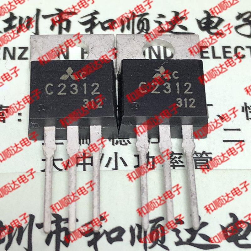 10pcs/lot C2312 2SC2312 brand new spot TO-220