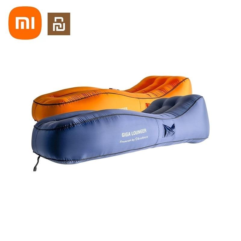 شاومي المحمولة كسول الأشياء جيغا المتسكعون الهواء السرير CS1 مفتاح واحد التلقائي نفخ مضخة الهواء الكهربائية الطوارئ تهمة مقاوم للماء