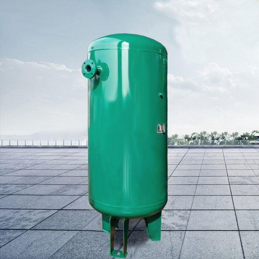 600L ضاغط الهواء خزان الغاز عالية الجودة شفط رأسي خزان الكربون الصلب أسطوانة غاز صغيرة خزان الهواء 8 كجم 0.8Mpa