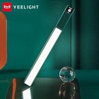 Yee светильник Съемная перезаряжаемая светильник вая лента для шкафа, магнитная Беспроводная самоклеящаяся лампа для винного шкафа, светоди...
