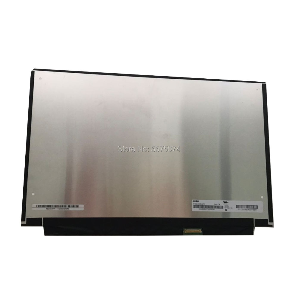 "N133HCE-GP1 N133HSE-EB3 pantalla LCD brillante FHD 1920x1080 reemplazo de ordenador portátil 13,3 ""30 pines EDP IPS"