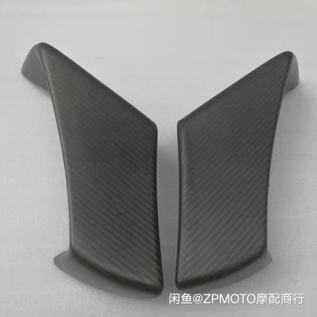 fibra-di-carbonio-100-per-il-deflettore-dell'aria-delle-alette-di-rsv4-rf-2009-2020