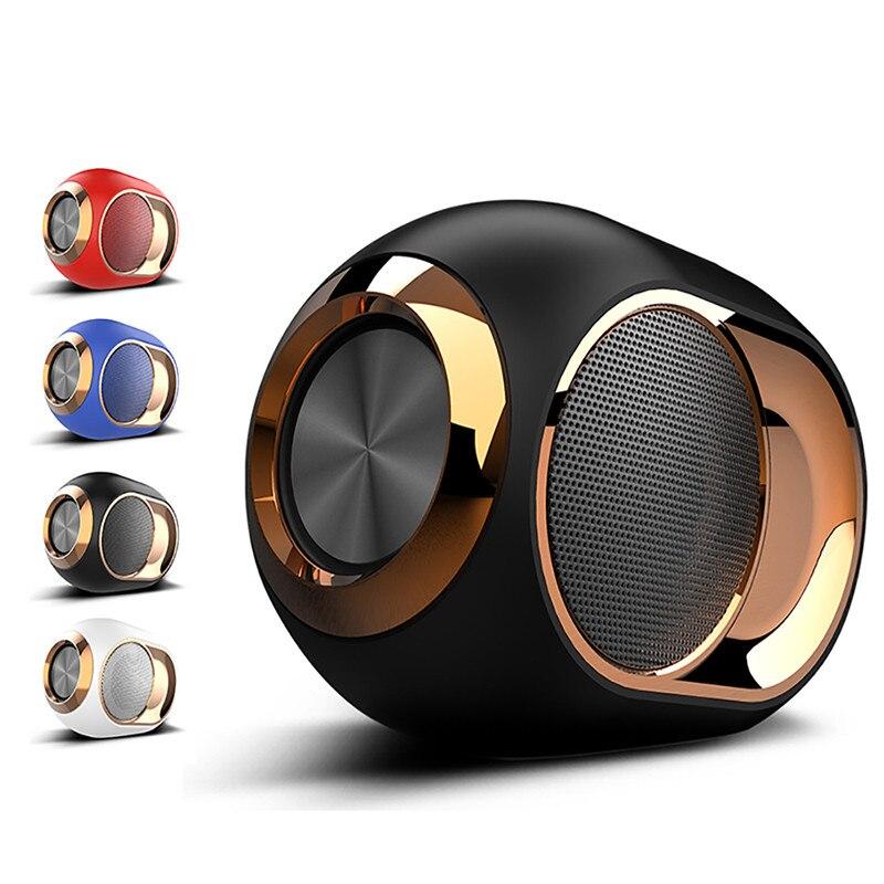 Bluetooth Душ динамик, портативные колонки Беспроводной Саундбар стерео музыка объемный супер бас динамик HiFi Звук Поддержка TF карты