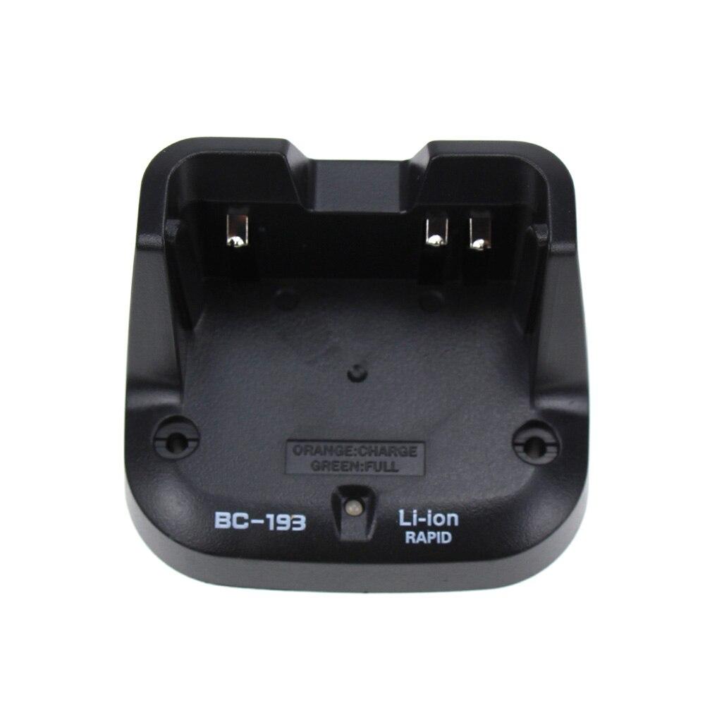 BC-193 Li-on Quick Charger for ICOM BP-264 IC-F3011 F4011 F3101D IC-V80 IC-T70 IC-F27SR F4002 F3001 F4001 F4003 Two Way Radio enlarge
