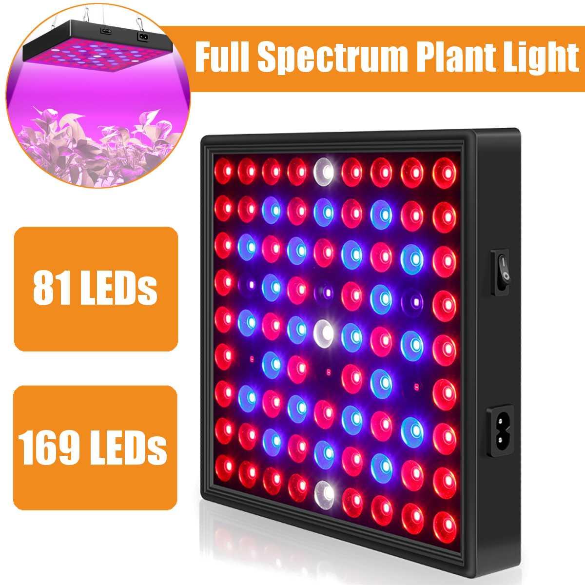 Lámpara de Panel de espectro completo de 3000W, lámpara LED de cultivo para invernadero, horticultura, lámpara de cultivo para planta de interior, lámpara para flores, modelo de conmutación