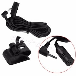 8 Hot 2.5 milímetros Bluetooth Microfone Externo Para Carro Receptor de Rádio Estéreos Pioneer YHQ