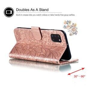 Image 5 - Кожаный чехол бумажник с тиснением для Huawei P30 P40 Mate 20 30 Lite Pro Nova 3i 4 5 5i 6 7 SE 7i, чехол книжка с магнитным слотом для карт, 2021