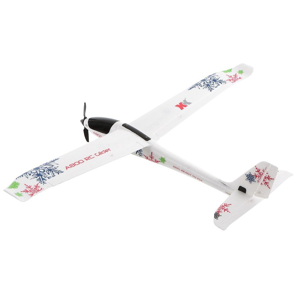 Wltoys XK A800 RC Airplane 780mm Wingspan 5CH 3D 6G Mode EPO Aircraft Fixed Wing RTF Toys for Kids 20min Flight Time enlarge