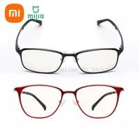 original xiaomi mijia ts anti blue glass goggles glass anti blue ray uv fatigue proof eye protector mi home ts glasses