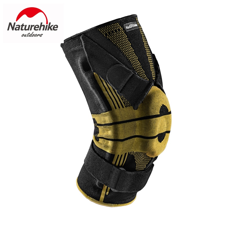 adjustable patella knee tendon strap protector guard support pad belted sports knee brace keenpads fitness training knee support Naturehike Knee Pads Knee Brace Spring Knee Sleeve Basketball Volleyball Fitness Patella Knee Strap Knee Protector Knee Support