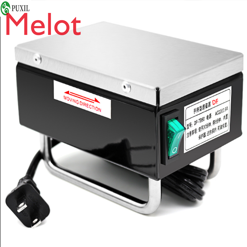 Powerful Mute Demagnetizer Portable Mini Demagnetizer Mold Demagnetizing Tool enlarge