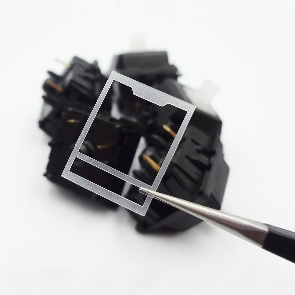DUROCK переключатель пленка для механической клавиатуры HTV + ПК Мягкий двухслойный переключатель клавиатуры пленка