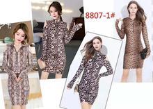 Dinem chaqueta mujer xintiandy sexy vestidos fiesta noche club vestido 2019 bodycon vestido flecos vestido leopardo