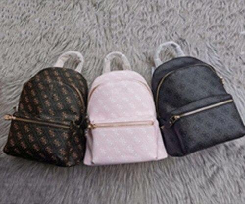 2021 New Fashion Luxury Knapsack School Bag GUE Printed Backpacks For Men And Women Shoulders Bag