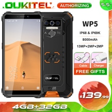 Смартфон OUKITEL WP5, 4+32ГБ