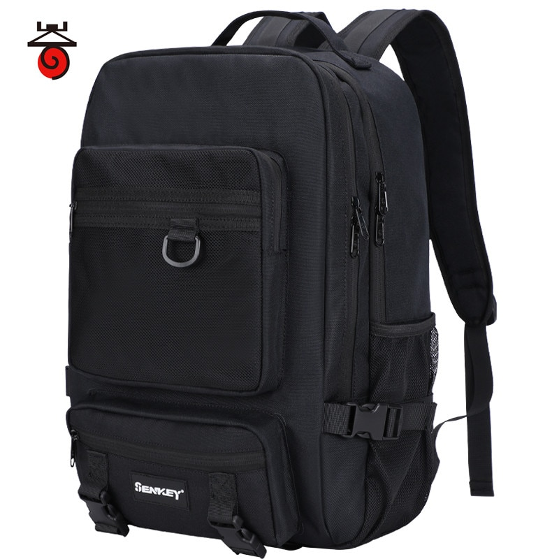 2021 New Fashion Men's Laptop Backpack Bag Male Polyester Backpack Computer Bags School Daybag Stude