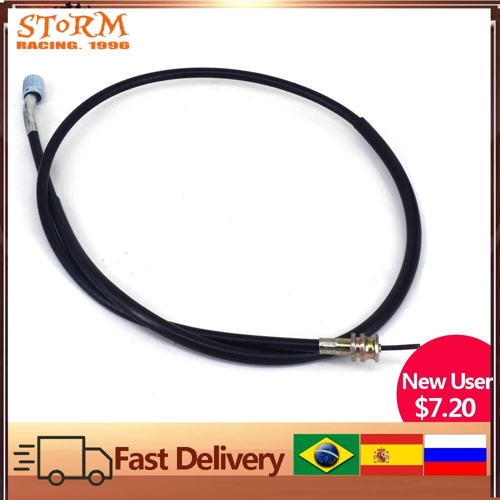 Cable de odómetro para velocímetro de motocicleta para Suzuki DR250 DR 250 DJEBEL 250
