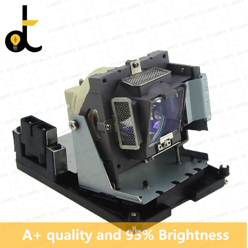 BL-FU310B ل OPTOMA EH500 X600 DH1017 العارض مصباح العارية مع السكن مع ضمان 180 يوما