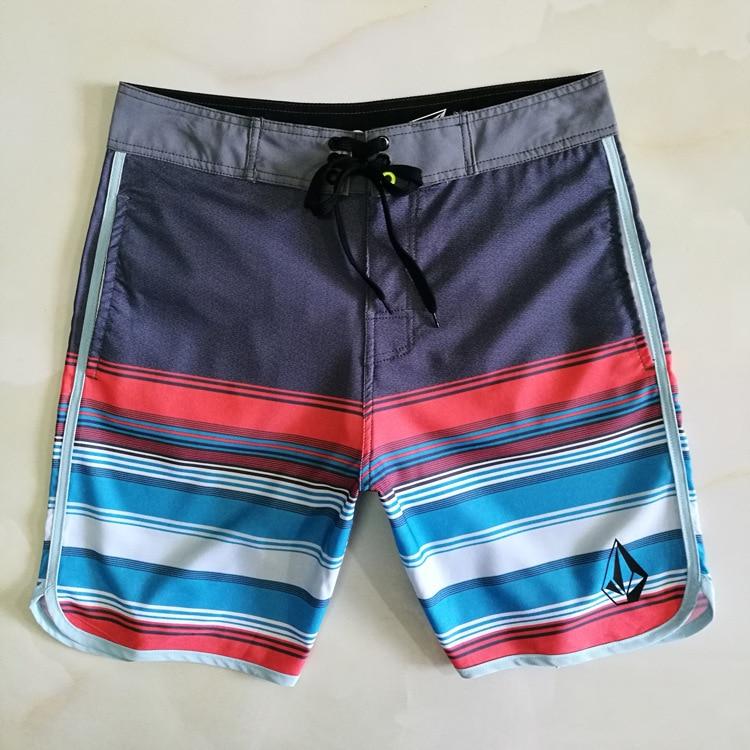 Care Wave Multi-Clothing Beach Shorts Men's Quick-Dry Export Four Seasons Torrid Zone Swimming Trunks Shorts Shorts Summer