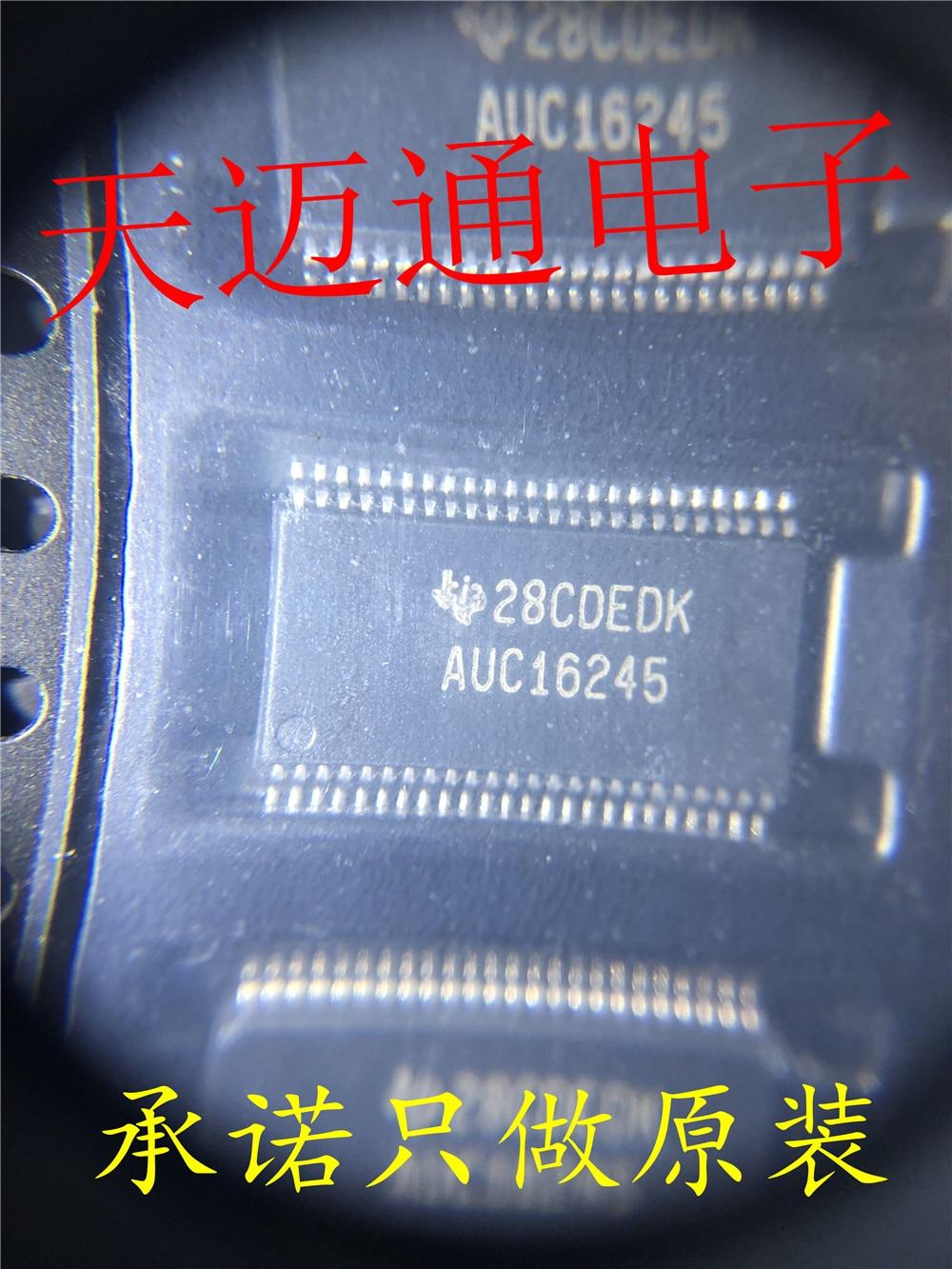 شحن مجاني SN74AUC16245DGGR AUC16245 TSSOP48 TI BOM 10 قطعة