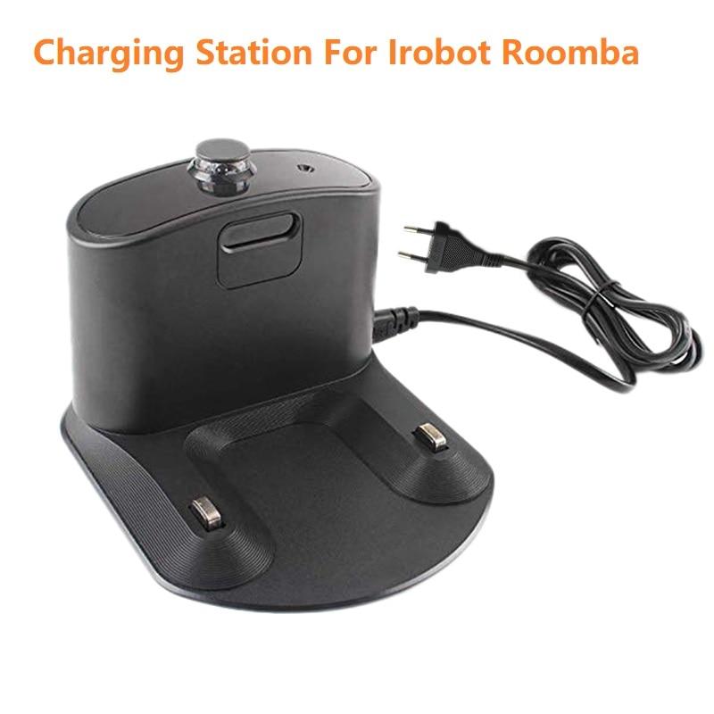 Cargador Dock Base estación de carga para Irobot Roomba 500, 600, 700, 800, 900 Series Accesorios de Robot aspirador