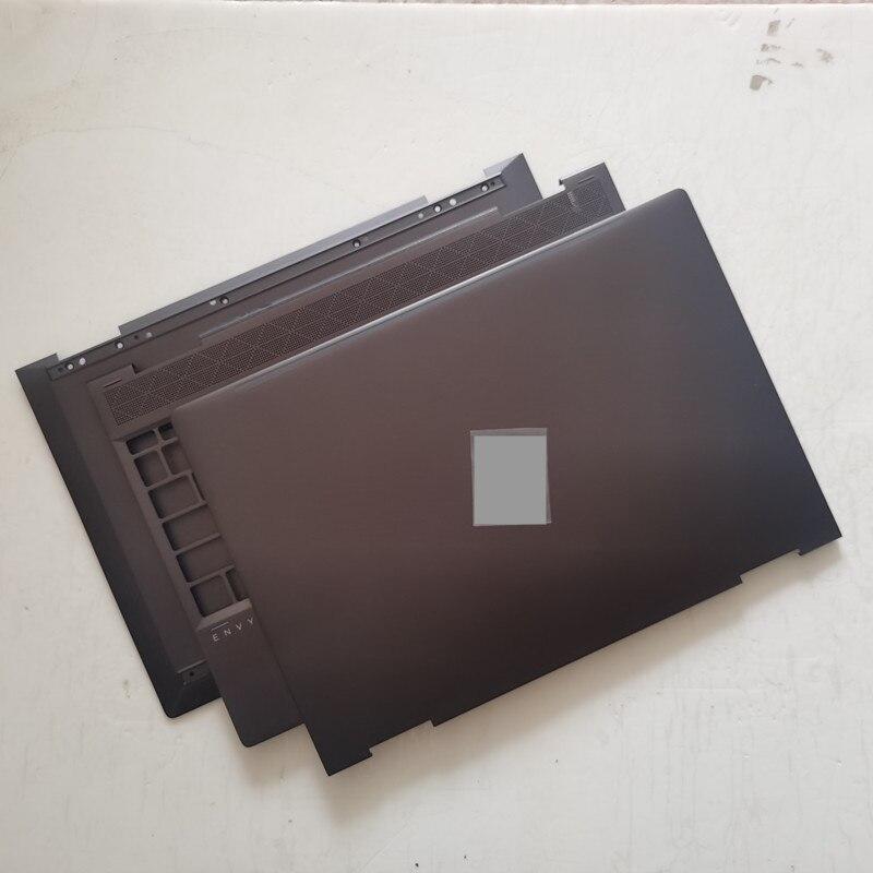 NUEVA cubierta superior para portátil, base lcd, cubierta trasera + cubiertas superior e inferior + cubierta inferior para HP ENVY X360, TPN-W133 13-ag 609939-001