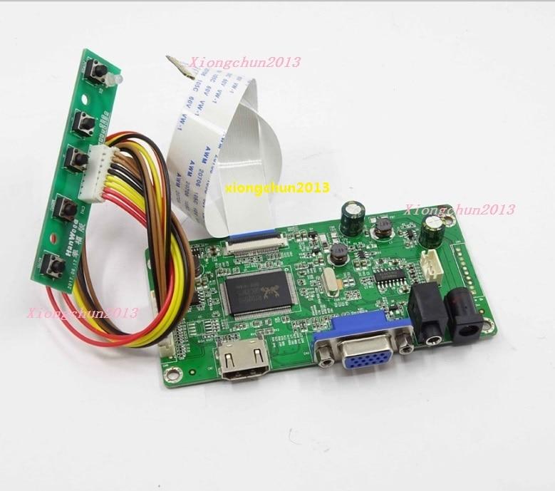 EDP 30pin شاشة LCD LED HDMI VGA diy شاشة رصد ل 14.0