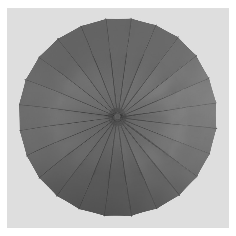 Outdoor Long Handle Umbrella Thickening Waterproof Straight Handle Increase Large Rain Umbrella Women Paraguas Rain Gear DF50YS enlarge