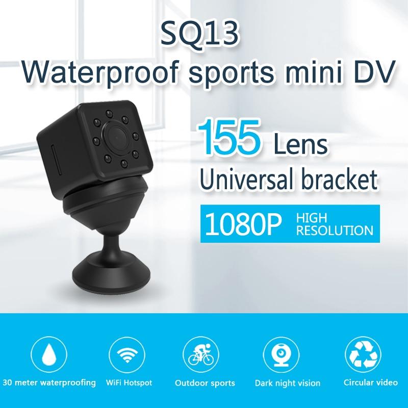SQ13 Mini cámaras sistema de seguridad Cámara de Acción ir Cam Pro...