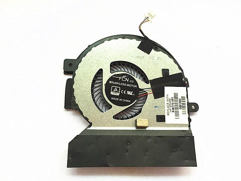 SSEA New CPU Cooling Cooler Fan for HP Envy x360 15-BQ 15M-BQ  924328-001