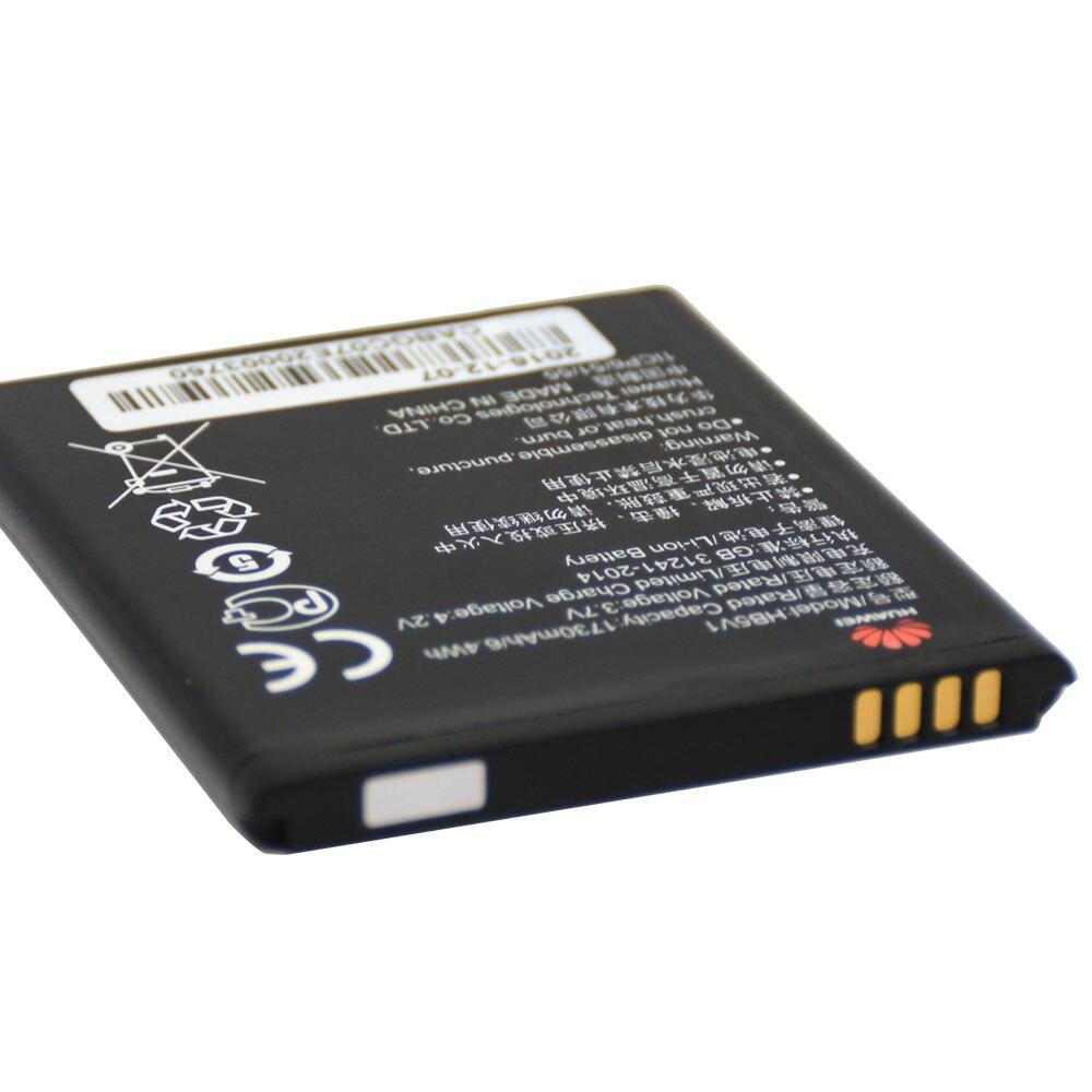 Huawei HB5V1 Battery For Huawei Honor Bee Y541 Y541-U02 Ascend W1 Y300 Y300C Y511 Y500 U8833 G350 Y535C Y516 Y336-U02 Y360-u61 enlarge