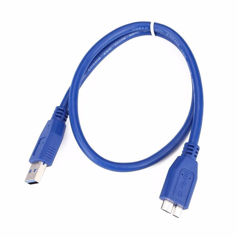 Cable USB 3,0 A Micro B para WD Seagate, para disco duro...